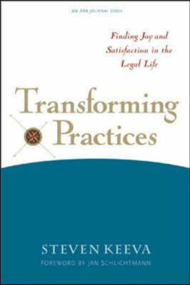 Transforming Practices by Steven Keeva image