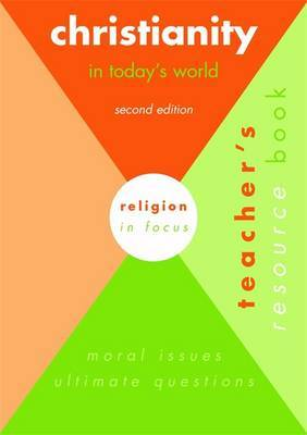 Christianity in Today's World by Sally Lynch image