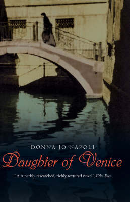 Daughter of Venice by Donna Jo Napoli image