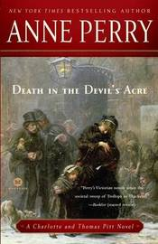 Death in the Devil's Acre by Anne Perry image