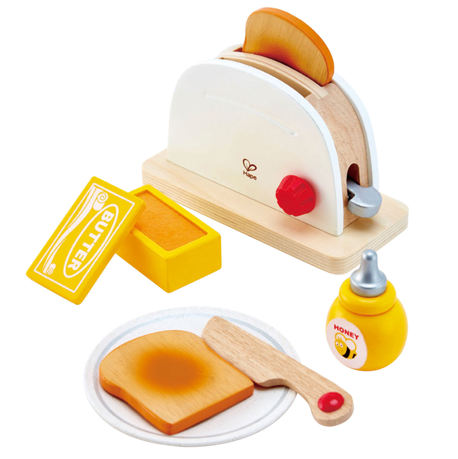 Hape: Pop-Up Toaster image