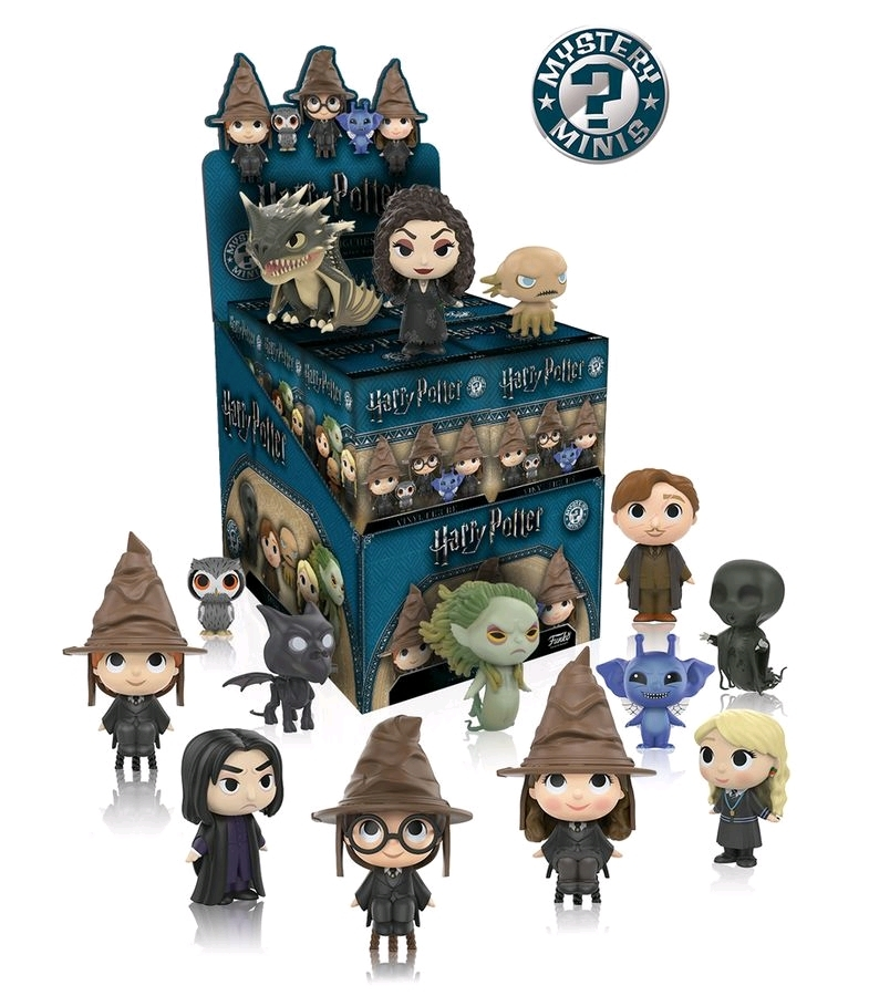 Harry Potter: S2 - Mystery Minis (Blind Box) image