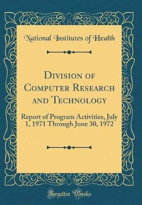 Division of Computer Research and Technology by National Institutes of Health