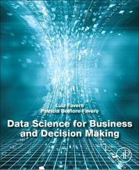 Data Science for Business and Decision Making by Luiz Paulo Favero