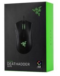 Razer DeathAdder Elite Gaming Mouse for PC image
