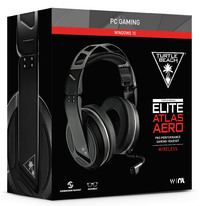 Turtle Beach Atlas Aero Wireless Gaming Headset for PC for PC
