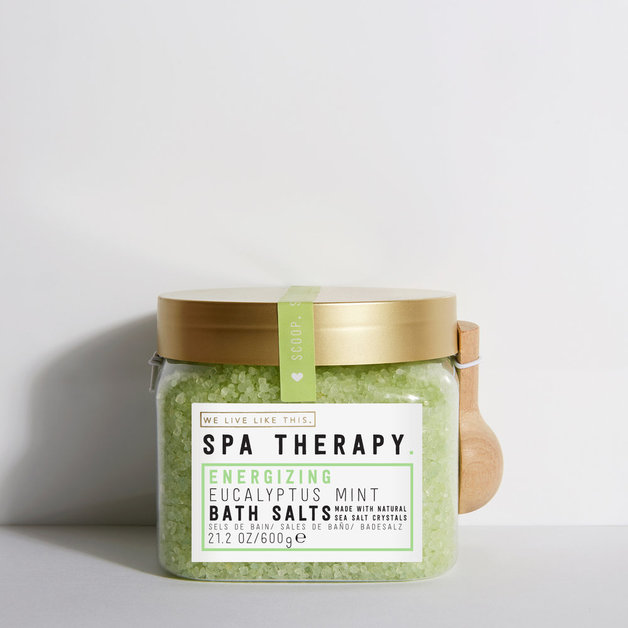 We Live Like This: Spa Therapy Bath Salt - Eucalyptus Mint