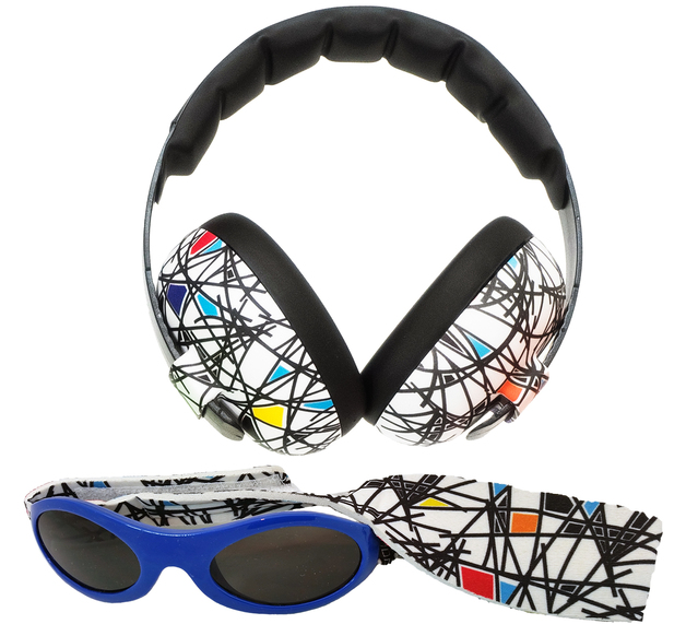 Banz Carewear: Squiggle Protection Set (Under 2 years)