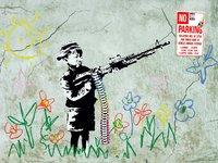Urban Art Graffiti: 1,000 Piece Puzzle - Crayola Shooter