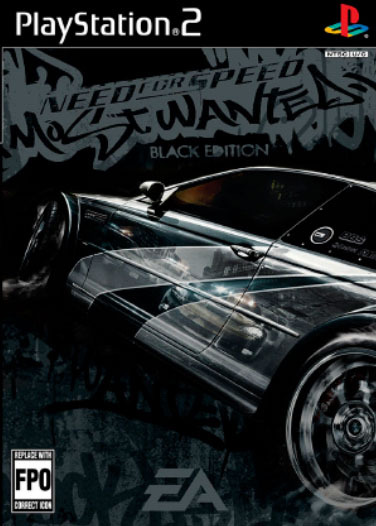 Need For Speed: Most Wanted - Black Edition for PlayStation 2