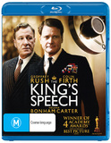 The King's Speech on Blu-ray