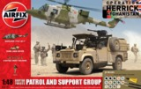 Airfix Patrol & Support Gift Set