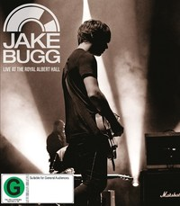 Live At The Royal Albert Hall DVD by Jake Bugg