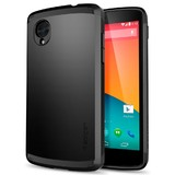 Spigen Slim Armour Case for Nexus 5 (Black)