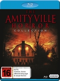 Amityville Horror Collection on Blu-ray