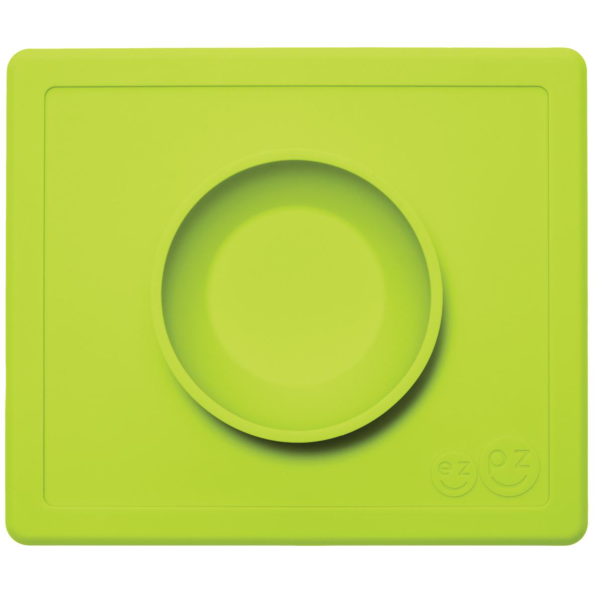 EZPZ Happy Bowl - Lime image