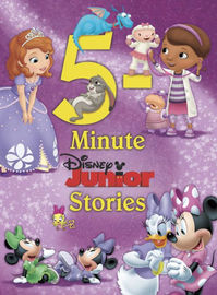 Disney Junior 5-Minute Disney Junior Stories by Disney Book Group