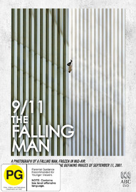 9/11 - The Falling Man on DVD image
