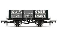 Hornby: 5 Plank Wagon, C&F Gaen