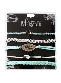 Neon Tuesday: The Little Mermaid - Kiss The Girl Bracelet Set