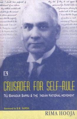Crusader for Self Rule by Rima Hooja image