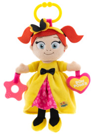 Little Wiggles: Plush Activity Toy - Emma