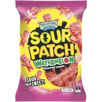 The Natural Confectionery Co Sour Patch Watermelon (220g) image