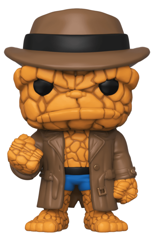 Fantastic Four: The Thing (Disguised) - Pop! Vinyl Figure