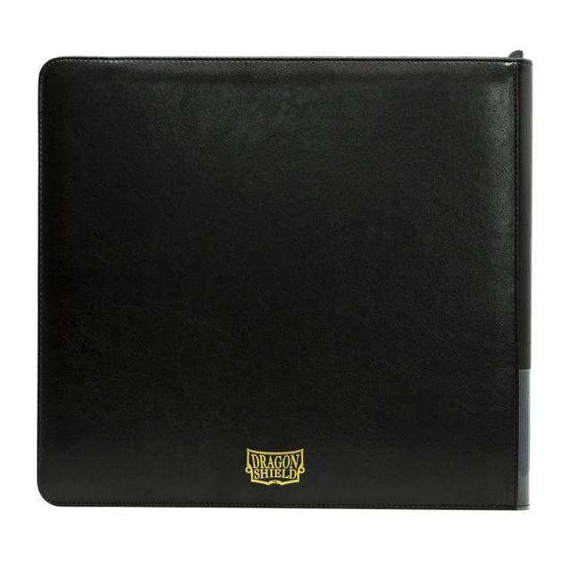 Dragon Shield: Card Codex Zipster XL - Black