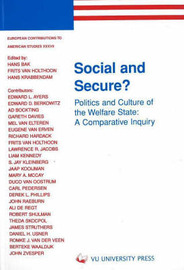 Social and Secure: Politics and Culture of the Welfare State, A Comparative Inquiry image
