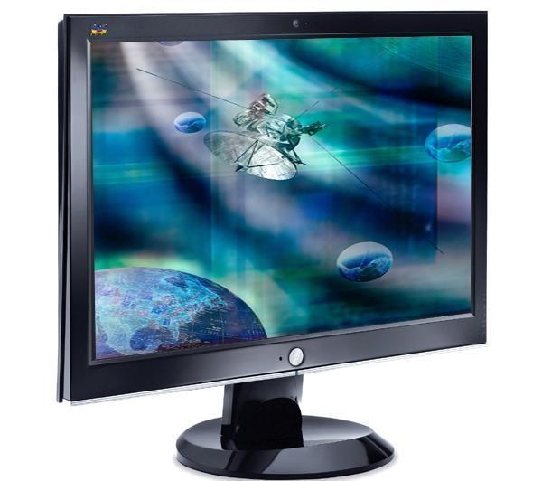 "Viewsonic VX2255WMB 22"" Wide LCD 1680x1050 5ms Black image"