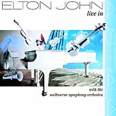 Live In Australia With The Melbourne Symphony Orchestra [Remastered] by Elton John