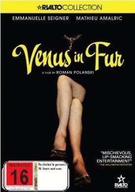 Venus in Fur on DVD image
