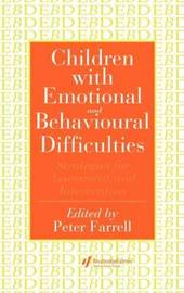 Children With Emotional And Behavioural Difficulties