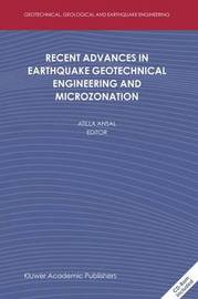 Recent Advances in Earthquake Geotechnical Engineering and Microzonation
