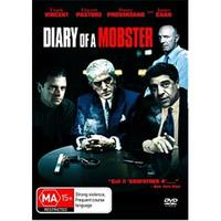 Diary Of A Mobster on DVD