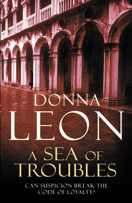 A Sea of Troubles (Guido Brunetti #10) by Donna Leon image