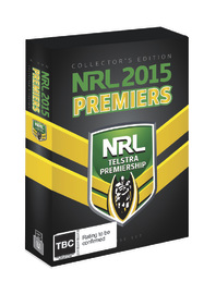 NRL Premiers: 2015 Collector's Edition DVD