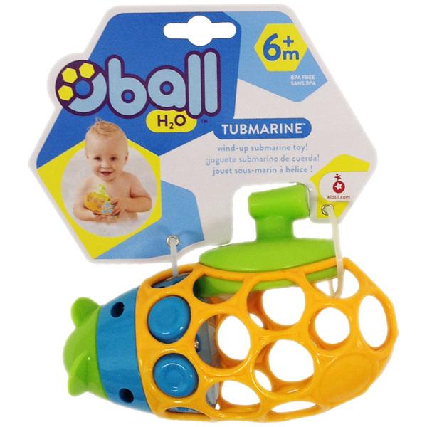 Oball: Bath Submarine