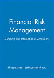 Financial Risk Management by Philippe Jorion image