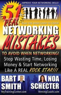 51+ Networking Mistakes by Bart Smith image