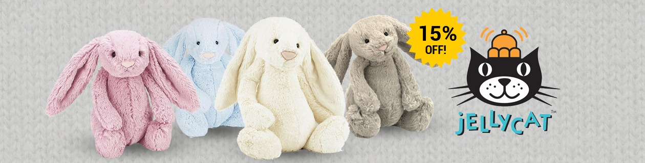 Jellycat Plush savings