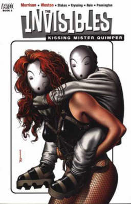 The Invisibles by Grant Morrison image