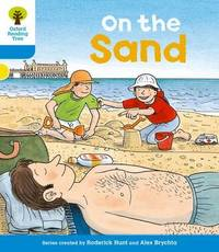 Oxford Reading Tree: Level 3: Stories: On the Sand by Roderick Hunt image