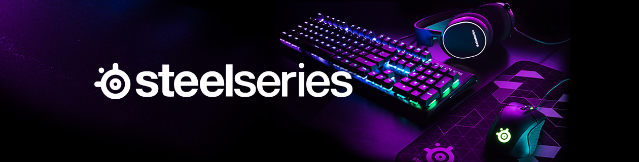 Biggest range of Steelseries in NZ!