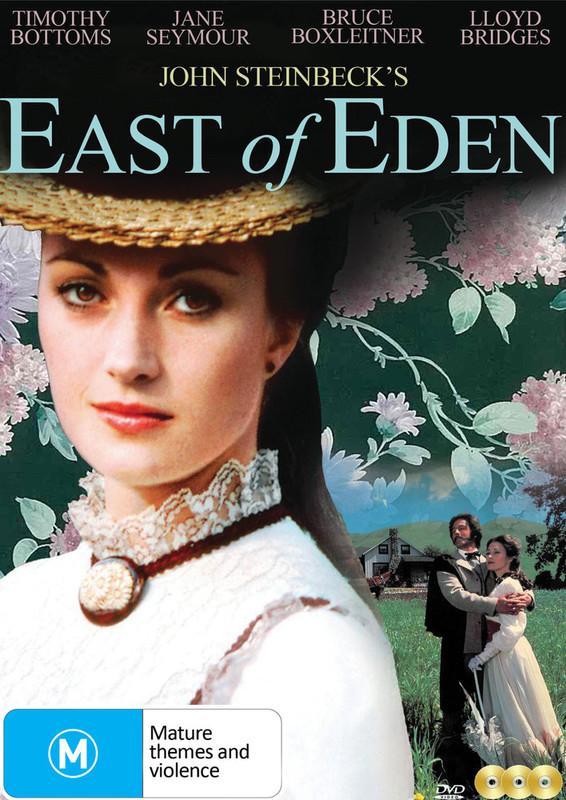 East Of Eden on DVD