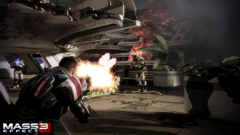 Mass Effect 3 for Xbox 360 image