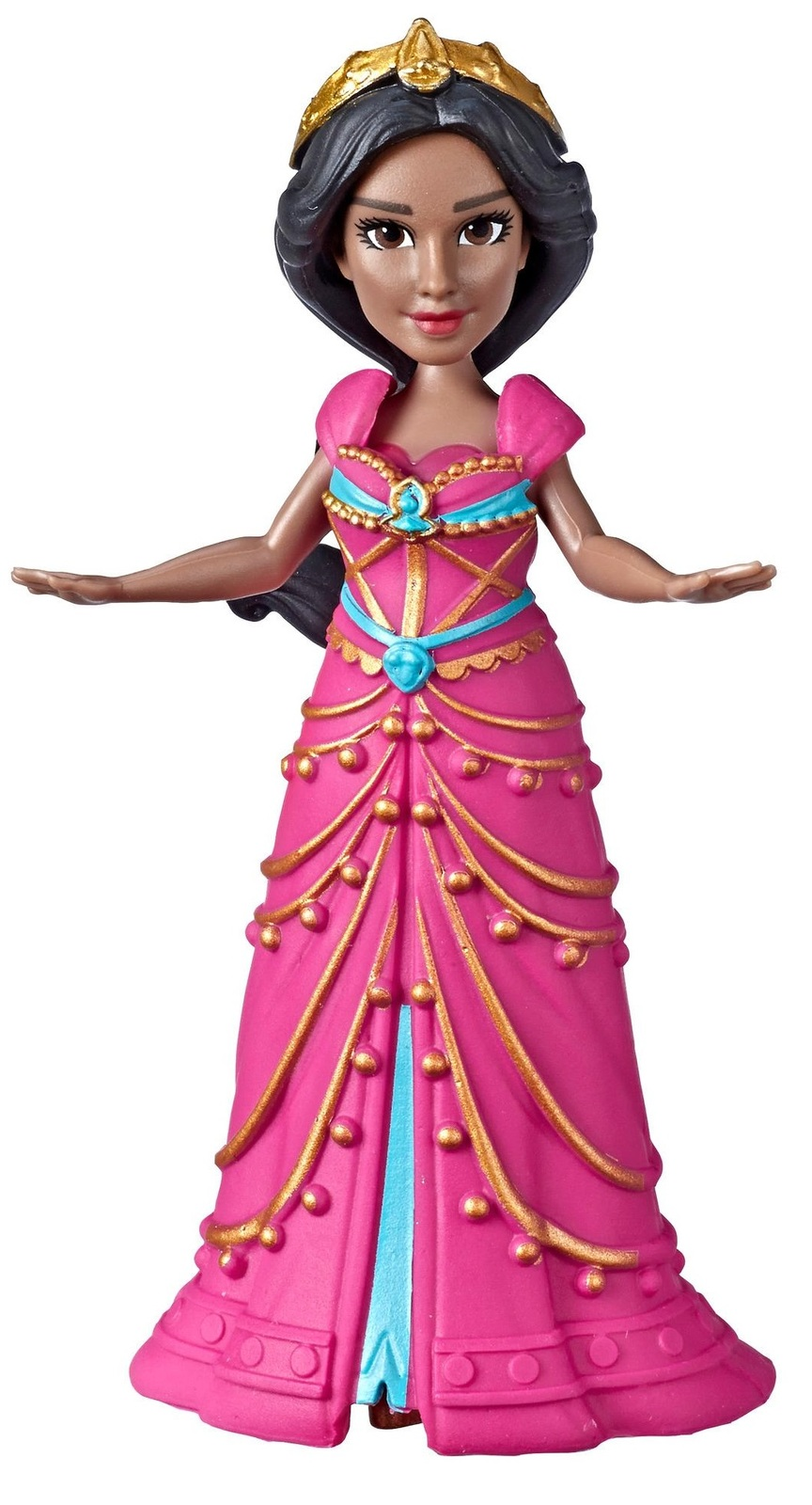 Disney's Aladdin: Small Character Doll - Jasmine (Pink Dress) image