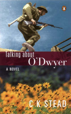 Talking about O'Dwyer by C.K. Stead image