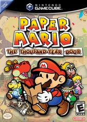 Paper Mario: The Thousand Year Door for GameCube